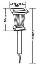 Lampu taman GBT0059